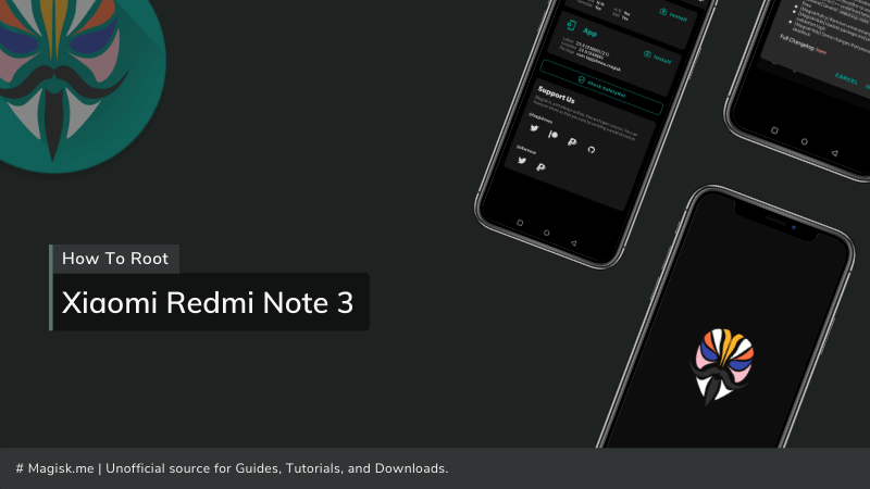 How To Root Xiaomi Redmi Note 3